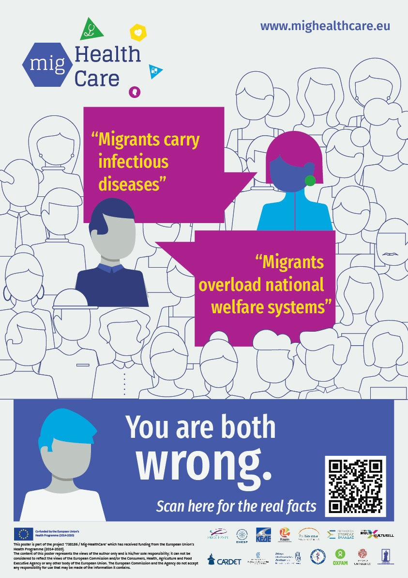 migHealthCare Poster